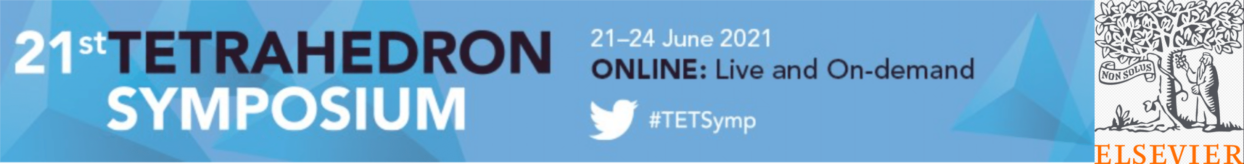 Magritek will be exhibiting at the 21st Tetrahedron Symposium 2021